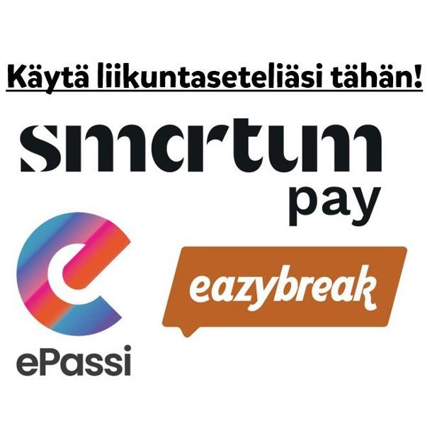 Meillä käy myös liikuntasetelit - Cosmic Joensuu - Smartum - ePassi - Eazybreak