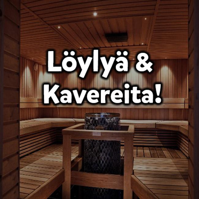 Sauna ja kabinetti Lahdessa - Lahden Keilahalli